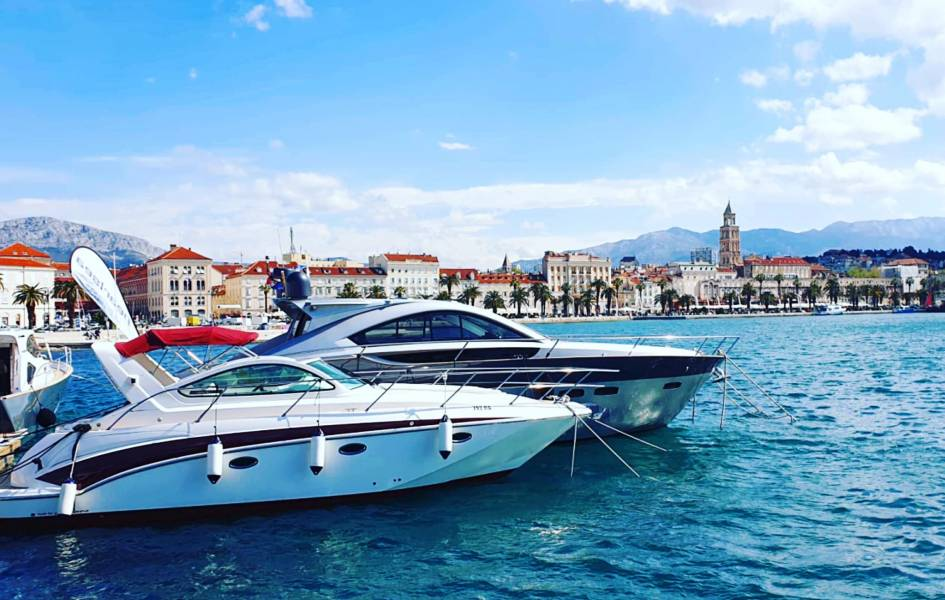 Pearlsea 56 Coupe at Croatia Boat Show 2019 in Split