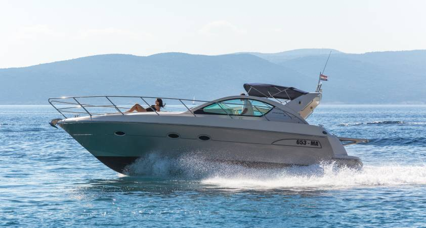 Pearlsea Yachts - 36 Open