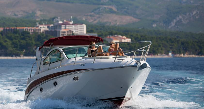 Pearlsea Yachts - 33 Open