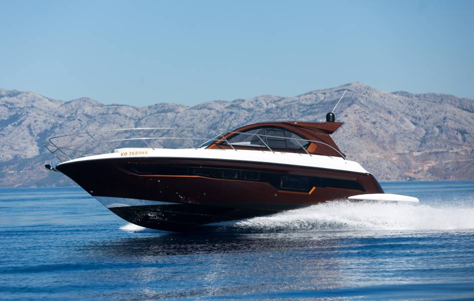 Pearlsea Yachts - 40 HT/Coupe